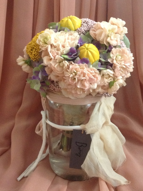 bornay ramos de novia