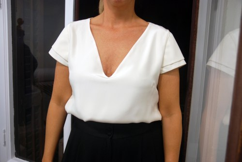 blusa mangas marta marti